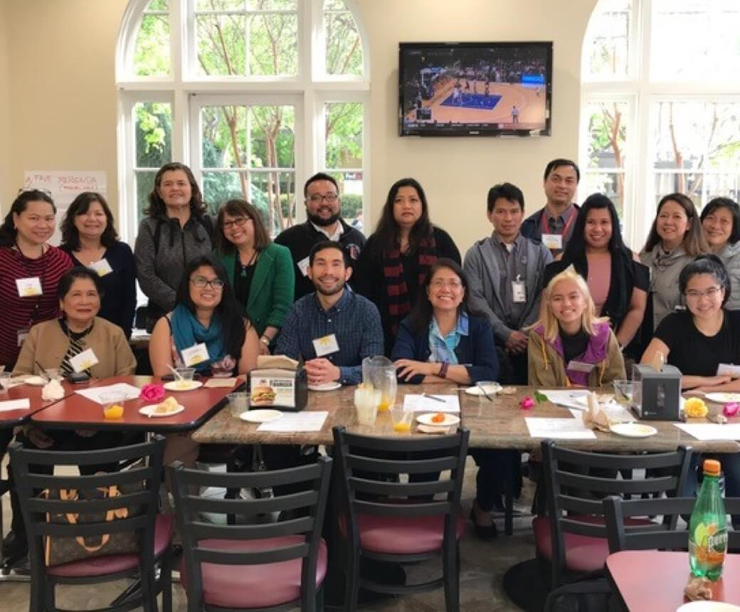 Group Shot of the Filipino American Community at Stanford (FACS)