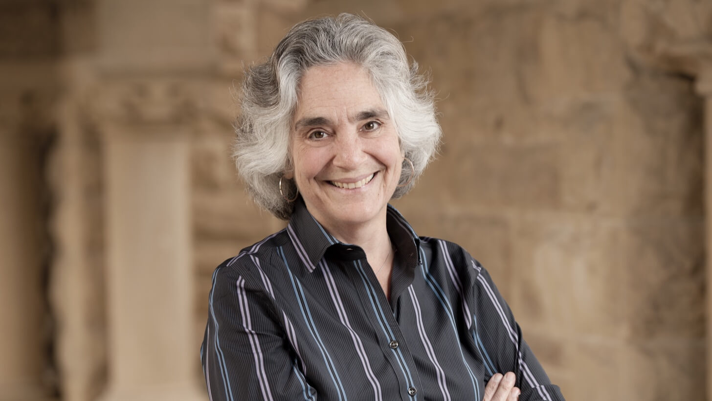 Portrait photo of Persis Drell, Provost