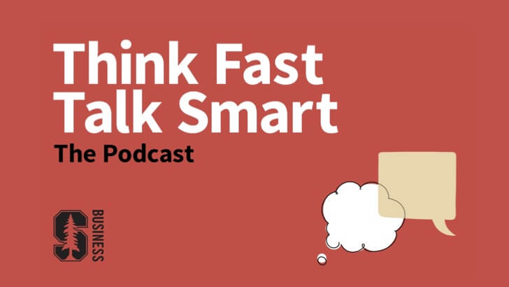 Think fast, talk small the podcast
